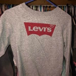 Levi's sweater-shirt